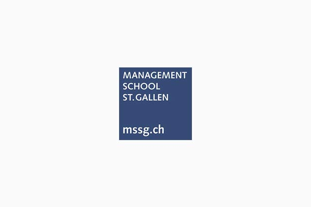 Management School Sankt Gallen